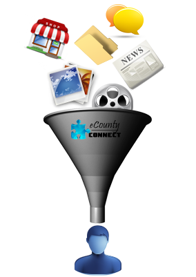 county connect funnel
